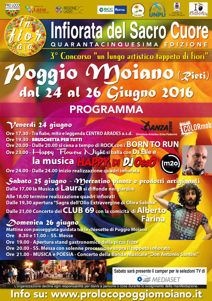 Infiorata2016PoggioMoiano