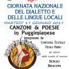 Giornata Nazionale del Dialetto 2017