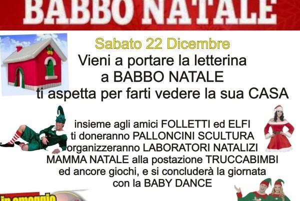 CASA BABBO NATALE
